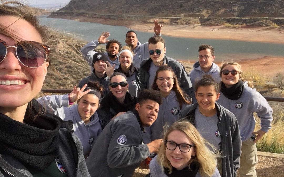 Habitat Hosts AmeriCorps Volunteers