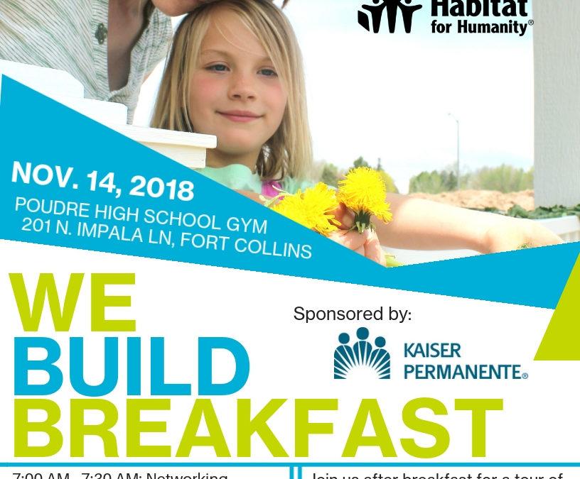 We Build Breakfast