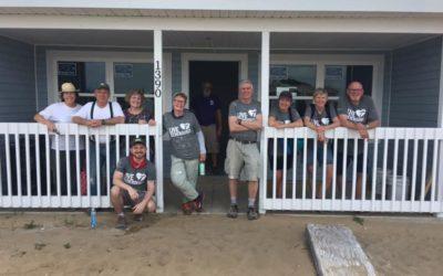 Local Church takes Sebring Build Trip