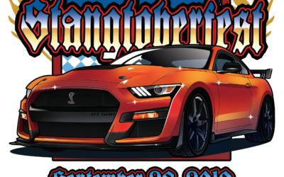 Stangtoberfest Car Show